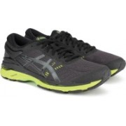 Asics GEL-KAYANO 24 Running Shoes For Men(Black)