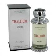 Parfums Jacques Evard Thallium Sport Eau De Toilette Spray (Limited Edituion) 3.4 oz / 100.55 mL Men's Fragrance 476775