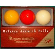 Tournament karambol golyókészlet