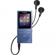Sony Nwe394l.Cew Sony Walkman Lettore Mp3 8 Gb Colore Blu