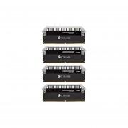 Corsair Dominator Platinum 16GB (4x4GB) DDR4 DRAM 3200MHz (PC4 25600) C15 Memory Kit
