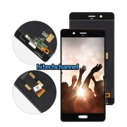 touch screen lcd display nero assemblato per nokia 8 n8 + kit 9 in 1 biadesivo6