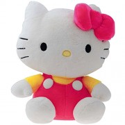Dimpy Stuff Hello Kitty Stuff Toy 36Cm Pink Color