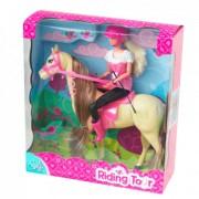 SIMBA Lutka Steffi sa konjem set - SB0939
