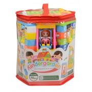 Scrafts Swings Kinder Garden Bulding Blocks Consturction Toy For Toddlers With Plastic Storage Bag