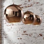 LUMZ Moderne hanglamp met glazen kappen