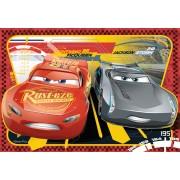 Puzzle Ravensburger - Cars - Pot Sa Castig!, 2x24 piese (07808)