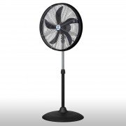 Height-adjustable pedestal fan Yukon I