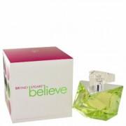 Believe For Women By Britney Spears Eau De Parfum Spray 3.4 Oz