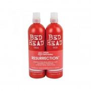 Tigi Resurrection Tween Duo 2 x 750 ml Shampoo and Conditioner
