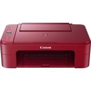 Canon Pixma TS3352 nyomtato/scanner/wireless/piros