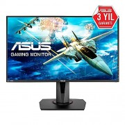 "Asus 27"" VG278QR 1ms 1920x1080 Full HD Multimedya HDMI DP VESA Pivot Gaming Monitör Siyah"