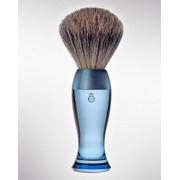 eShave Badger Hair Shaving Brush Fine Blue 780001