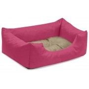 BedDog MIMI Bed for a dog S till XXXL , 26 colours to choose, warm cushion, pillow, sofa, basket for a dog