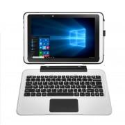 "Mecer Xpress 2-in-1 Classmate 10.1"" 32GB WiFi Tablet - White/Grey"