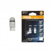 Becuri auto Osram Retrofit 12V T10 W2.1x9.5d 1W cu LED , culoare 6000K Kft Auto