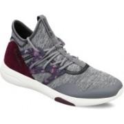 Reebok HAYASU Dance Shoes(Grey, Maroon)