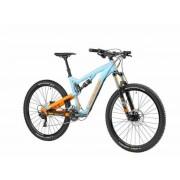 Lapierre ZESTY XM 327 2017 férfi Fully Mountain Bike