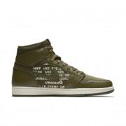 Nike Sapatilhas Air Jordan 1 Retro High OG - Olive