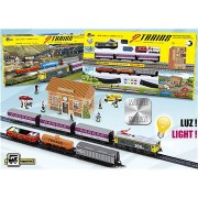 Pequetren 2 Trains: Passengers and goods – két vonat: személy és teher