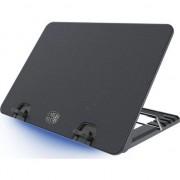 Cooler laptop cooler master Un suport pentru un laptop ErgoStand IV negru 17-R9-NBS-E42K-GP