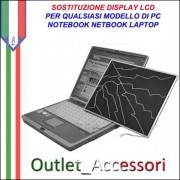 Sostituzione Cambio Assemblaggio Lcd Display Schermo per Notebook Netbook Laptop Portatili
