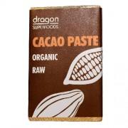 Pasta de Cacao (liquor) Raw Bio 200gr Dragon Superfoods