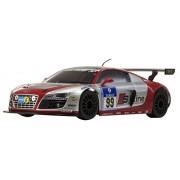 Kyosho 2010 Phoenix Racing LMS Brushless Powered Mini-Z AWD BCS Audi R8 RC Race Car Kit