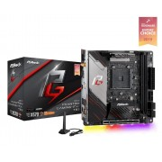 MB, ASRock X570 PHANTOM GAMING-ITX/TB3 /AMD X570/ DDR4/ AM4