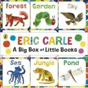 World of Eric Carle: Big Box of Little Books, Hardcover/Eric Carle