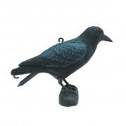 Ubbink Animal Figure Crow Black 27 cm 1382523