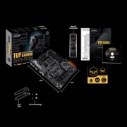 MB, ASUS TUF GAMING X570-PLUS /AMD X570/ DDR4/ AM4 (90MB1180-M0EAY0)