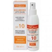 Halo pharma srl Haloderm Sol.Latte Fp10 150ml