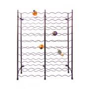 Raft metalic 100 sticle