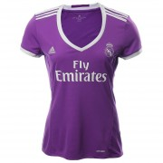 Jersey Adidas Para Dama Del Real Madrid Morado 2017 Final Champions League