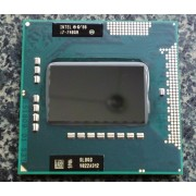 Procesor laptop Intel Core I7 740QM SLBQG 1.73GHZ / 4M Cache Socket G1