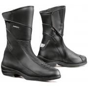 Forma Simo Botas de moto mujer impermeable Negro 36