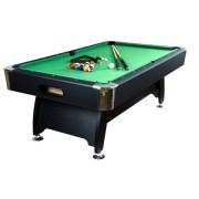 Biliardový stôl pool biliard 7 ft - s vybavením