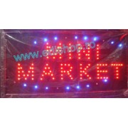 Reclama LED Mini Market