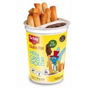 DR Schar Milly grissini & chocolate sticks 52g
