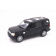 Welly Land Rover Discovery 4-Black Diecast Vehicles
