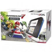 Nintendo 2DS Azul + Mario Kart 7 (Preinstaladado)