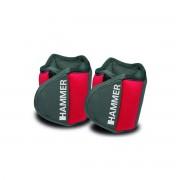 Greutati maini/picioare 2 x 0.75 kg - HAMMER