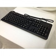 HP black keyboard KU-1156 PN 672647-003