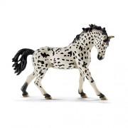Schleich 13769 Knabstrupper Figurine; Black & White