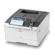 Printer, OKI C542dn, Color, Laser, Duplex, Lan (46356132)