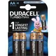 Duracell Baterie AA/LR6 DURACELL TURBO MAX 4ks (blistr)