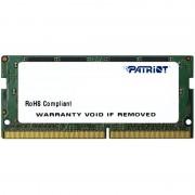 Memorie laptop Patriot 4GB DDR4 2400MHz CL17 1.2v