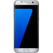 Samsung Galaxy S7 Edge 32GB Zilver + Back case + Screenprotector