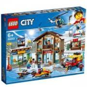 Конструктор Лего Сити, LEGO City Town - Ски курорт, 60203